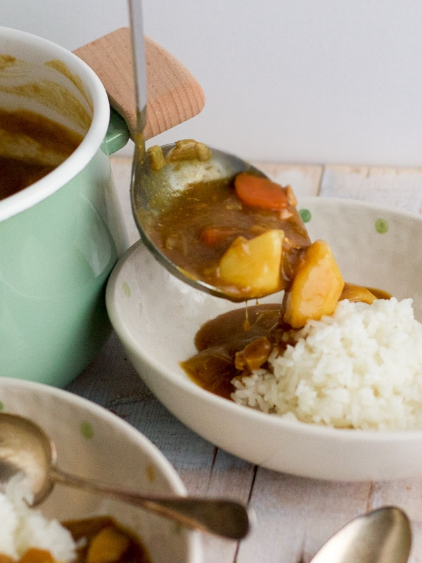Japanese Curry Rice 5