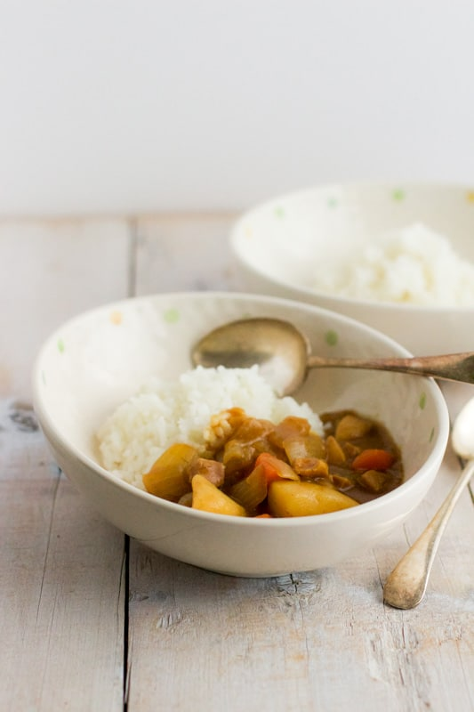 Japanese Curry Rice 6