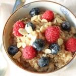 Brown Rice & Quinoa porridge
