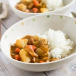 Japanese Curry Rice recipe