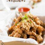 Karaage Chicken Popcorn