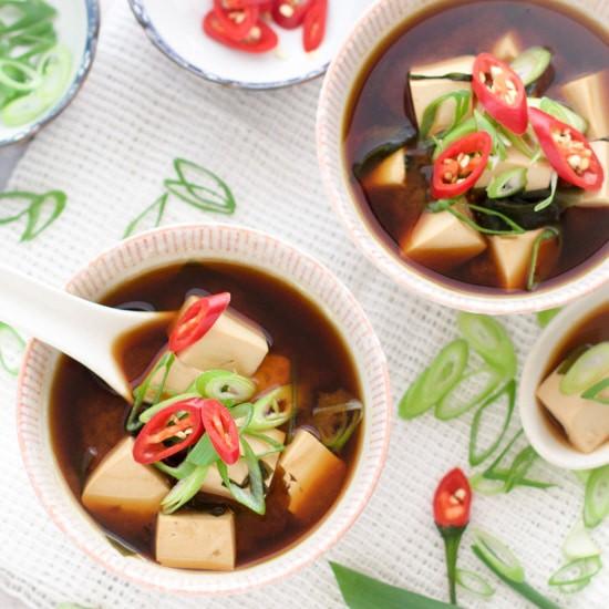 Simple Miso Soup Formula