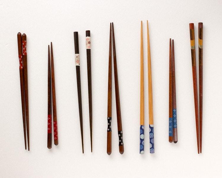 How To Use Chopsticks- Different Chopsticks