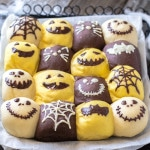 Halloween Pull-apart Bread