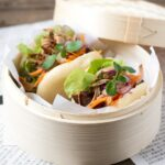 Pulled Pork Bao Buns