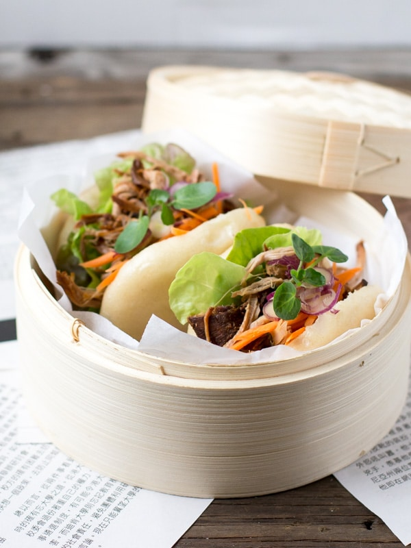 Pulled Pork Bao Buns Chopstick Chronicles