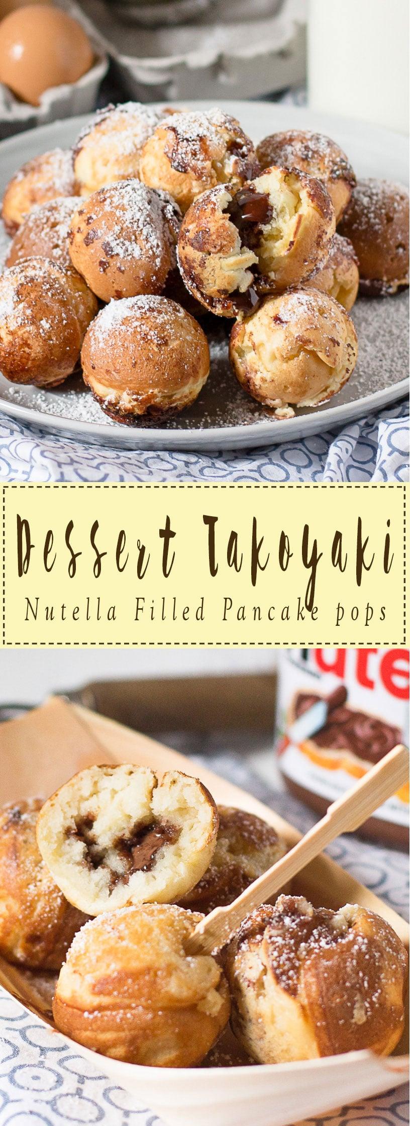 Dessert-Takoyaki