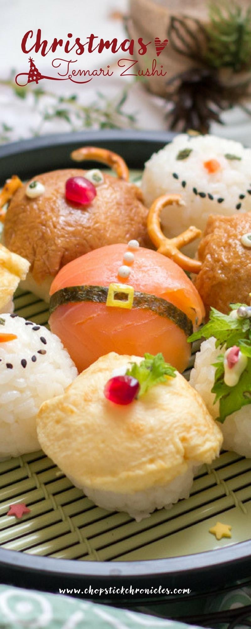 christmas-temari-zushi