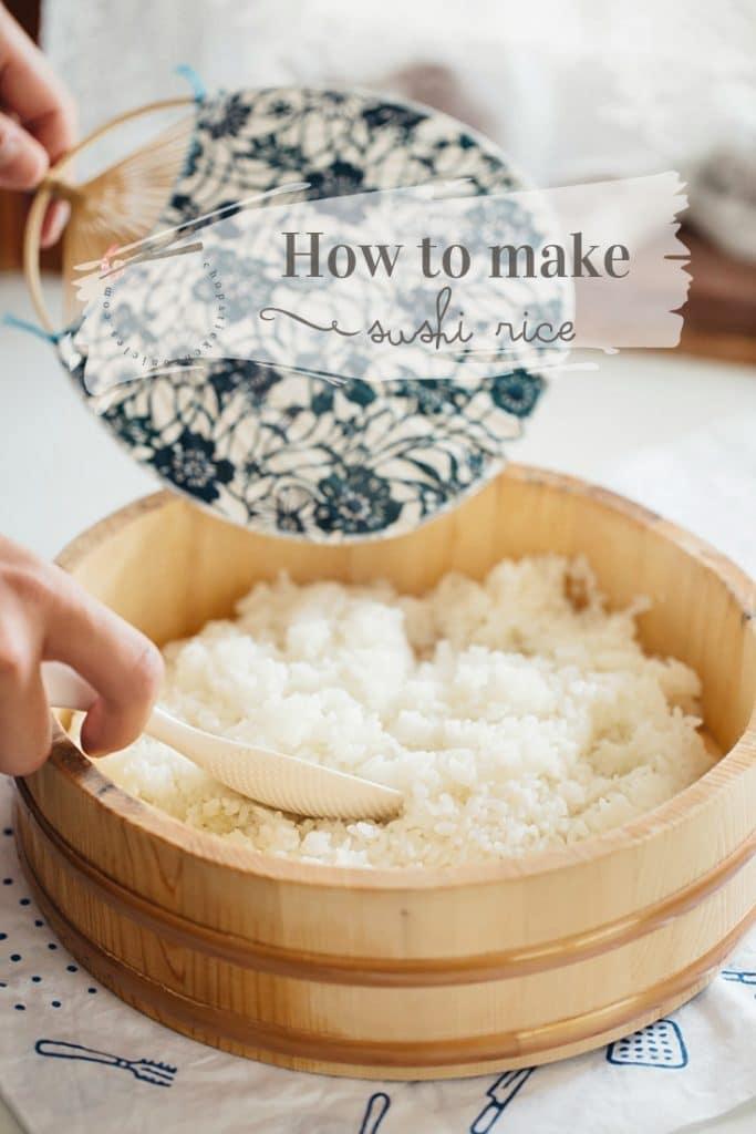#how to make sushi rice, #Sushi rice