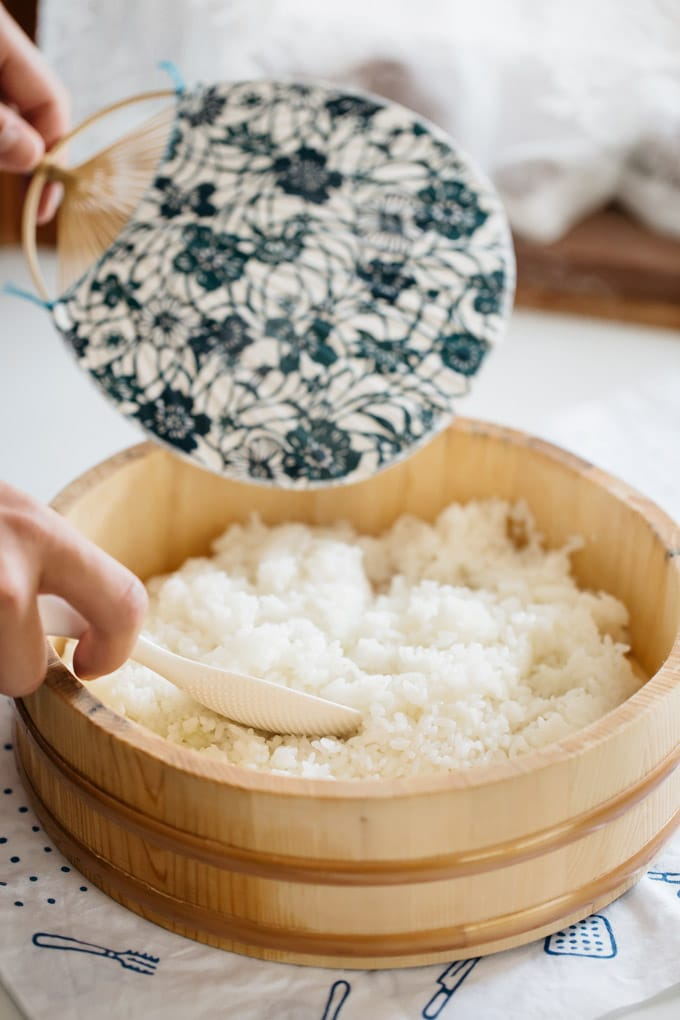 Sushi Rice - How to make it perfectly | Chopstick Chronicles