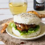 Teriyaki Rice Burger