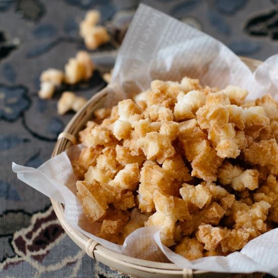 Japanese Rice Crackers Okaki おかき Chopstick Chronicles