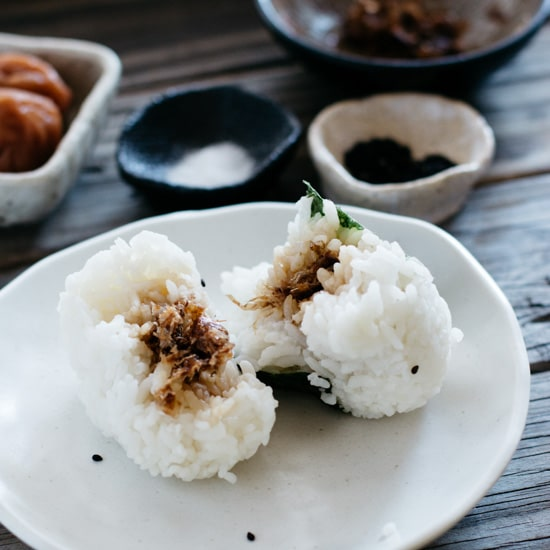 Onigiri- Japanese Rice Balls おにぎり | Chopstick Chronicles