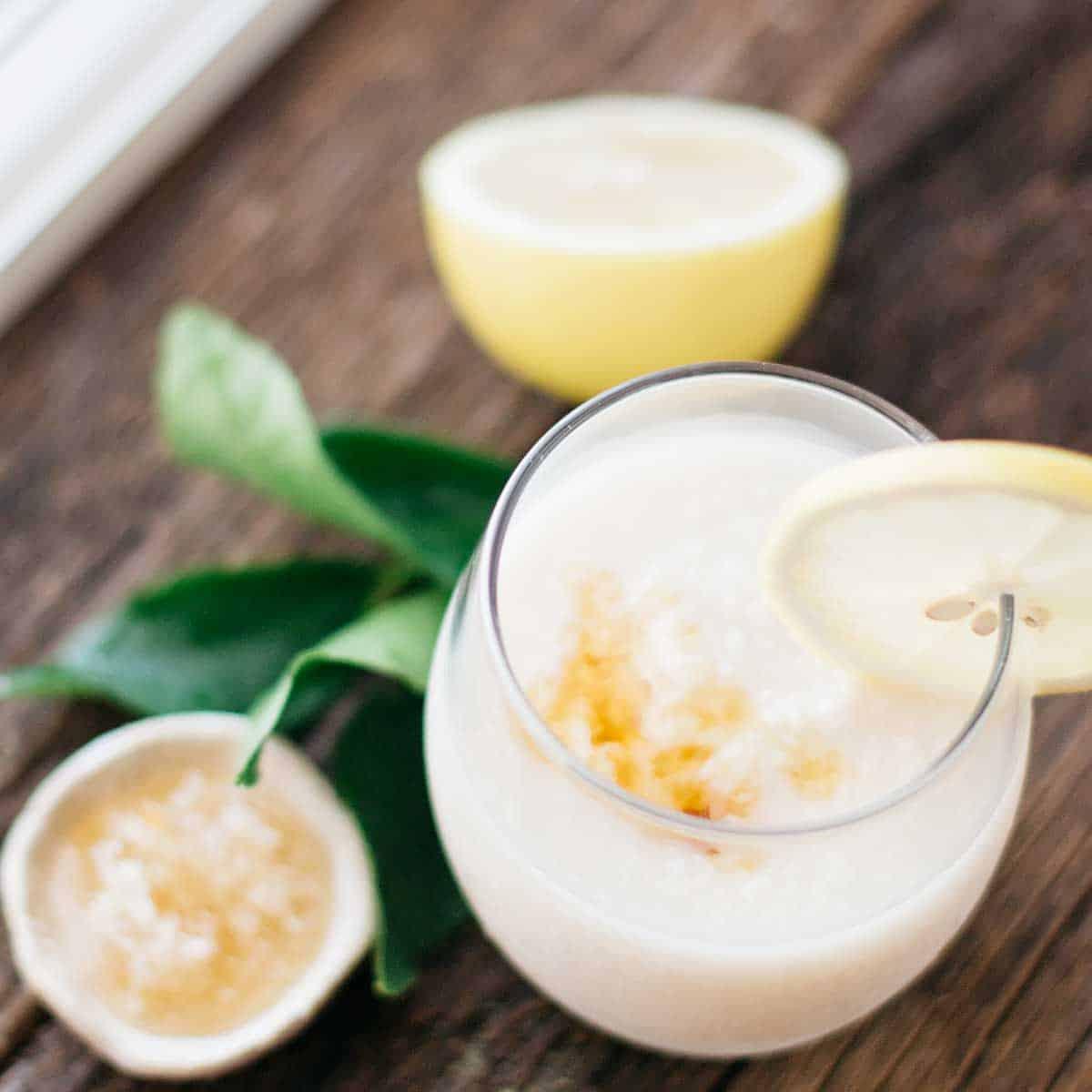 Amazake Lemonade