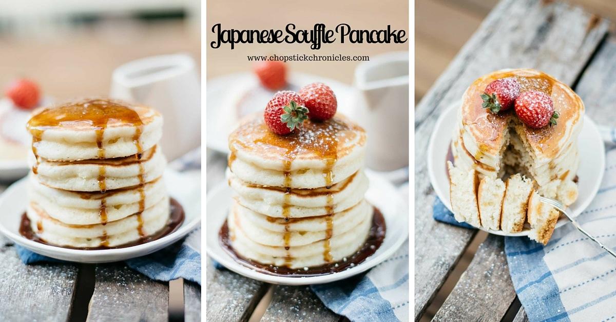 Japanese souffle pancakes chopstick chronicles ccuart Choice Image