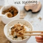 #Furikake rice seasoning