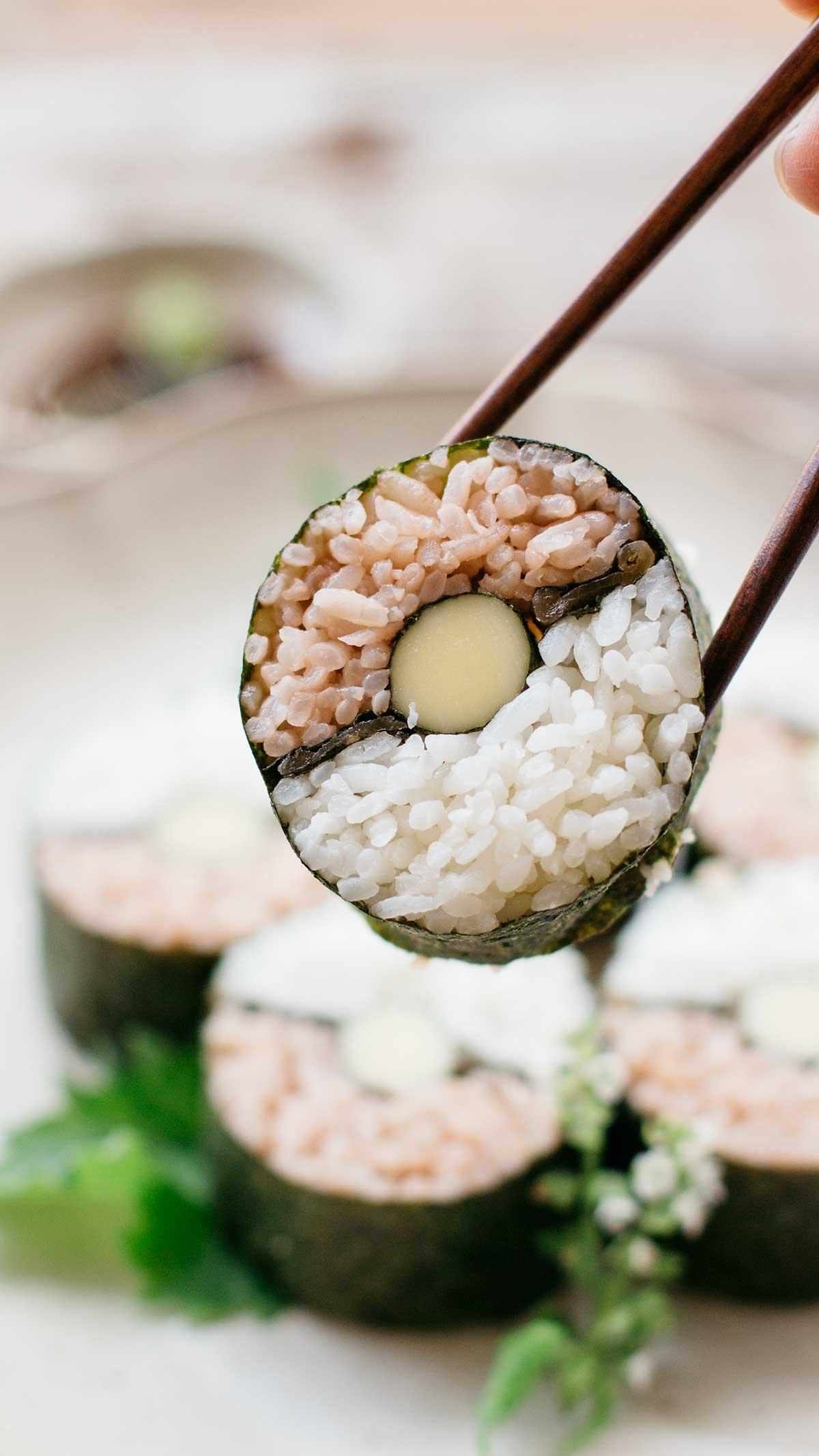 Pokemon Sushi