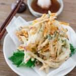 Kakiage tempura