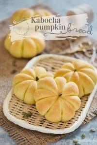 Kabocha Pumpkin bread