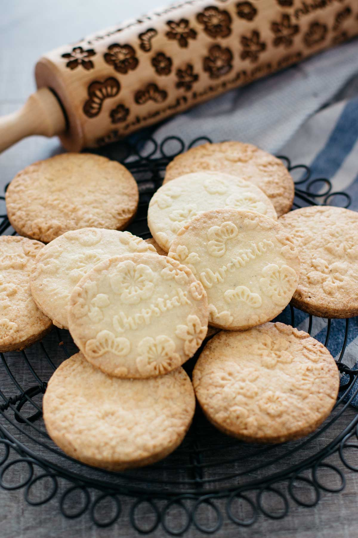 Basic Butter Cookies