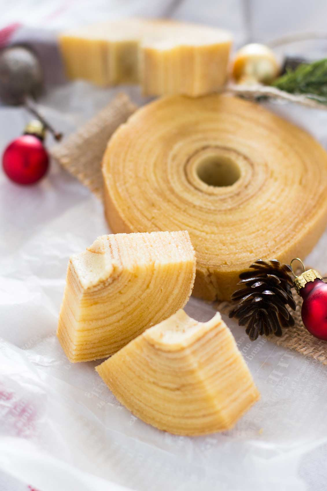 Baum Cake Recipe