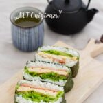 Onigirazu rice sandwich