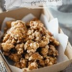 #Popcorn chicken Karaage infusion