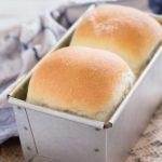 Shokupan Japanese bread loaf