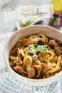 #Curry Udon, #Curry Udon Noodle