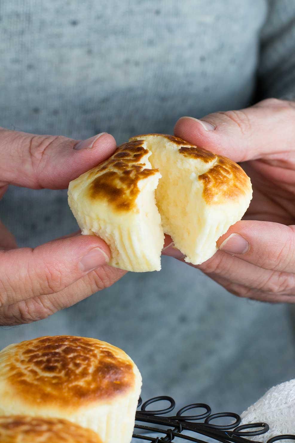 Double Cheese Mushi Pan | Chopstick Chronicles