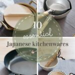 Japanese kitchenwares