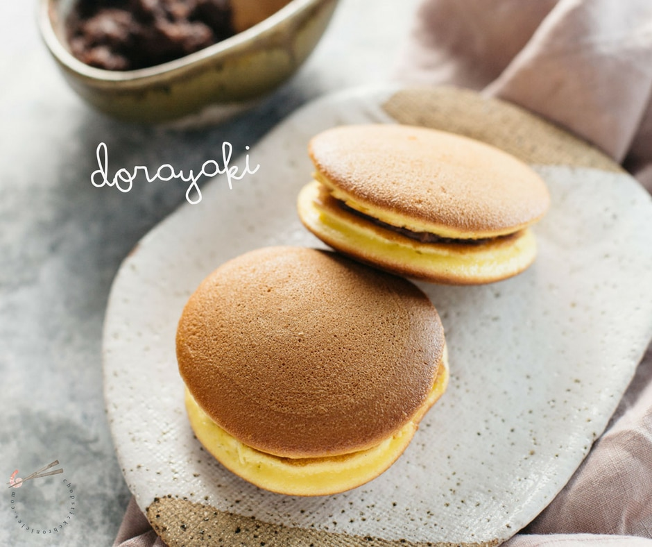 Dorayaki, the classic Japanese sweets that every one love <3