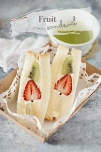 #Fruit Sandwich