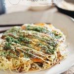 Hiroshima Okonomiyaki #Hiroshima okonomiyaki, #Hiroshima style okonomiyaki, #Okonomiyaki