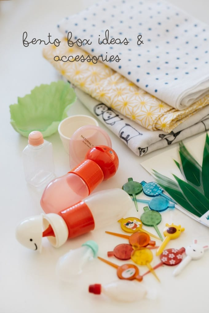 Bento Box Ideas, useful tools and accessories | Chopstick