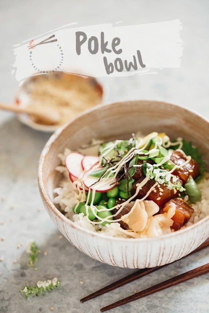 #poke bowl