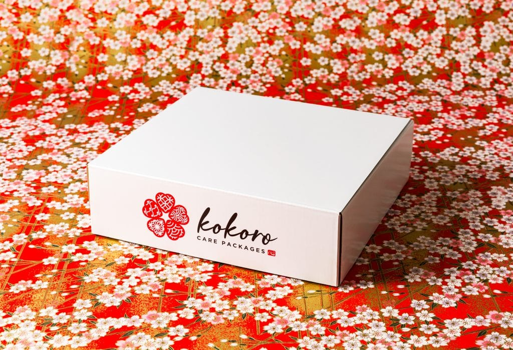 Kokoro care package box