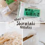 Shirataki noodles and Ito Konnyaku photos