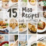 15 miso recipes photo collage