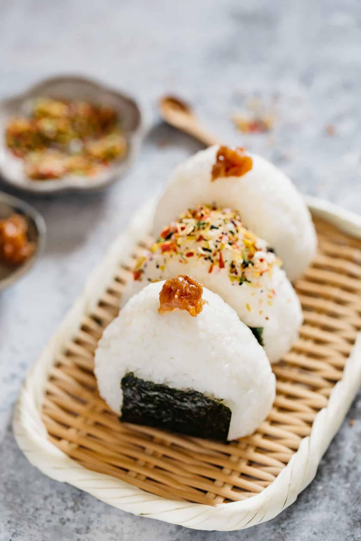 Onigiri Recipes Method Gadgets Chopstick Chronicles