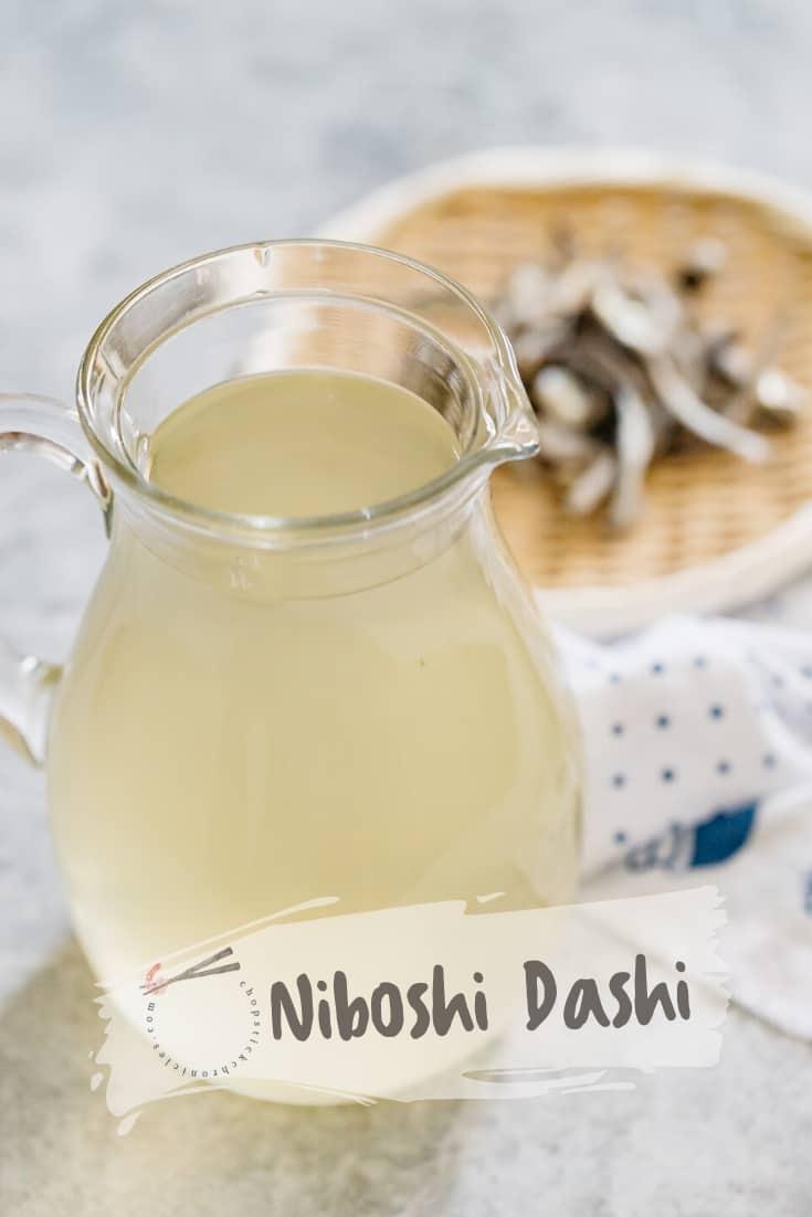 Niboshi Dashi(anchovy Stock) pinterests pin