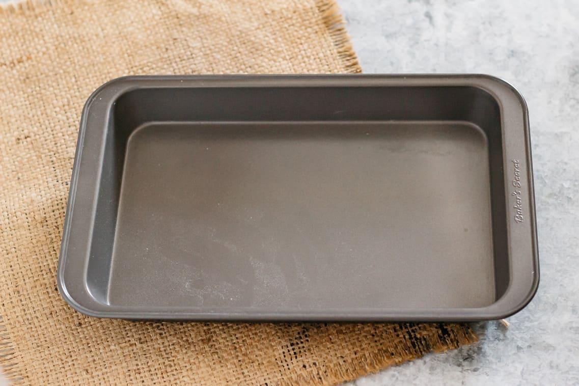 a baking mould