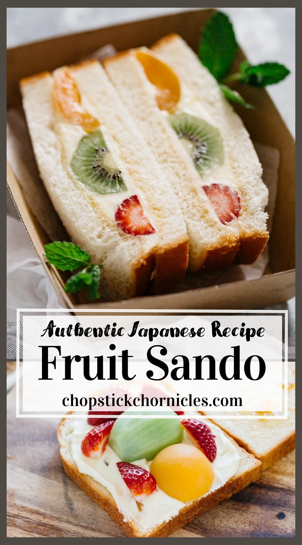 fruit sando images for pinterest share with text overlay